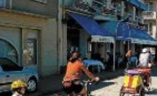 Le tourisme à vélo représente un important potentiel pour l'Alsace.