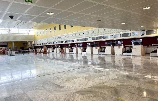 L'activité de l'aéroport de Bordeaux reste toujours faible en ce mois de mai, mais devrait redécoller d'ici la fin du mois de juin.
