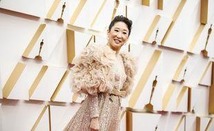 L'actrice Sandra Oh