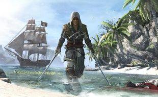 Edward Kenway, le héros du jeu vidéo «Assassin's Creed IV».