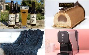 Des cadeaux azuréens à boire, à manger ou pour se faire cocooner
