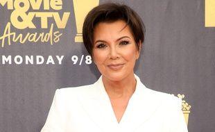 La star de téléréalité Kris Jenner