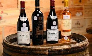 Matignon a vendu une partie de sa cave vendredi aux enchères à Drouot, dont une bouteille de Romanée-Conti 2004 achetée par un Chinois à 10.500 euros.