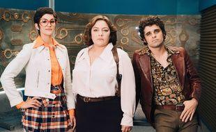 Chloé Chaudoye (Rose), Emilie Gavois-Kahn (Gréco) et Arthur Dupont (Max) forment le nouveau trio de la saison 3 des « Petits Meurtres d'Agatha Christie ».