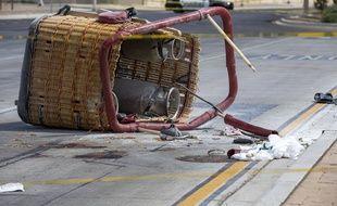 Un accident de montgolfière a fait cinq morts le 26 juin 2021 à Albuquerque aux Etats-Unis.
