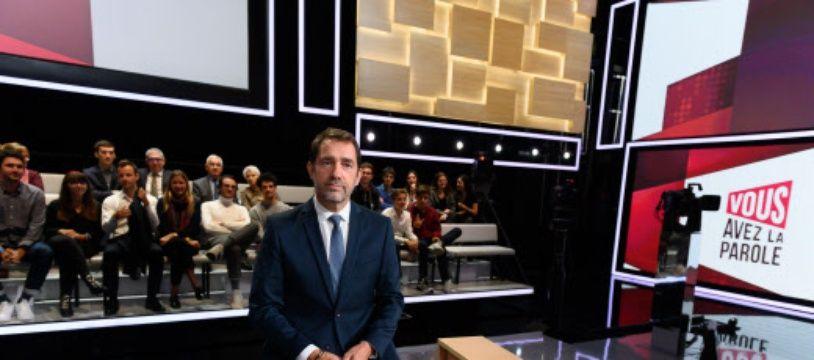 Christophe Castaner dans  ''Vous avez la parole'' sur France 2