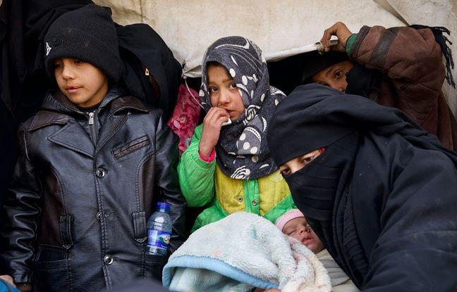 Humanitaire: La France alloue une aide pour le camp d'Al-Hol en Syrie