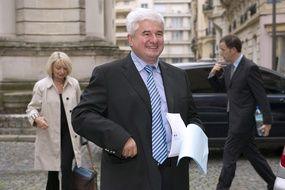 Eric Raoult, ancien ministre à la Ville et à l'intégration (1995-1997) lors de la présidence de Jacques Chirac.