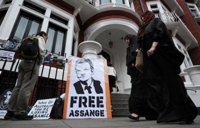 Le fondateur de WikiLeaks, Julian Assange, actuellement réfugié à l'ambassade d'Equateur à Londres, ne se rendra pas à la convocation de la police britannique en vue de son extradition vers la Suède, a annoncé vendredi une de ses porte-parole.