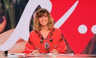 Daphné Bürki anime «Je t'aime, etc.» sur France 2.