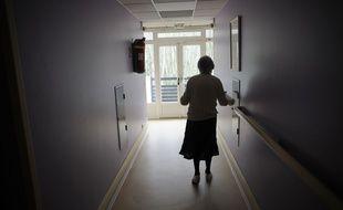 La dure réalité de la vieillesse... Illustration