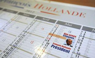 L'agenda de François Hollande va commencer à se remplir, à partir de sa prise de fonction officielle, le 15 mai 2012