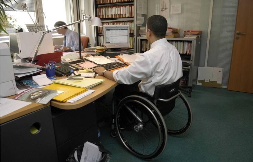 Inforisque.info handicap: le bien être pour tous au bureau ça se