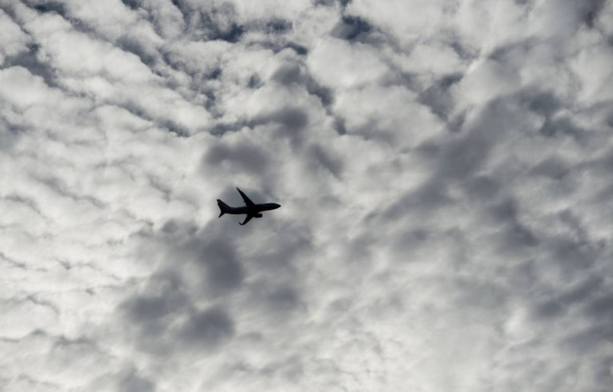 Avion, illustration. – SAUL LOEB / AFP