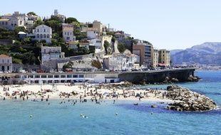 Toutes les plages de Méditerranée et de Corse sont désormais interdites d'accès en raison du coronavirus.