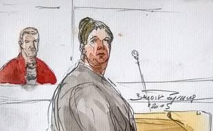 La mère de Bastien est jugée jusqu'à vendredi 11 septembre aux assises de Melun pour complicité de meurtre à l'encontre de son fils, Bastien.