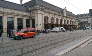 Un bagage suspect a perturbé le trafic de la gare de Bordeaux.