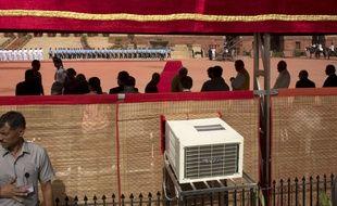 Climatiseur en Inde