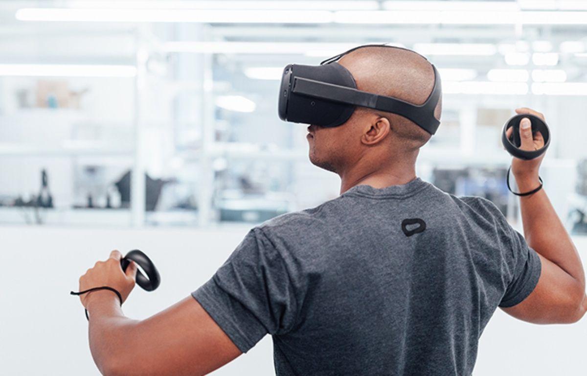 Santa Cruz, le prototype de casque autonome de réalité virtuelle d'Oculus. – OCULUS