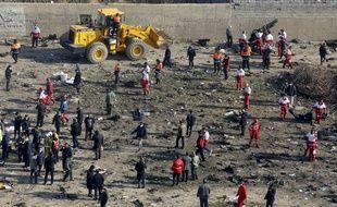 L'avion s'est écrasé peu après son décollage de Téhéran.