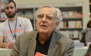 Bernard Pivot au Salon du Livre le 16 mars 2018