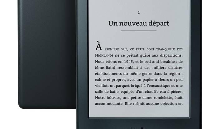 Kindle, d'Amazon.