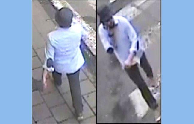 Le troisième suspect des attaques de l'aéroport de Bruxelles, activement recherché par la police.