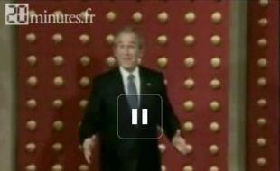 Le meilleur des vidéos de Bush