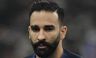 Le footballeur Adil Rami.