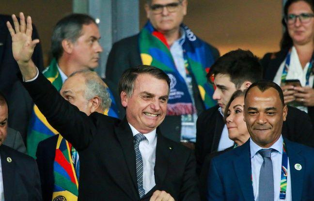 Copa América: Les équipes de Bolsonaro ont-elles empêché l'utilisation du VAR contre le Brésil?