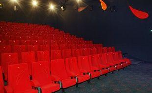 Artplexe Canebière comptera 996 fauteuils de cinéma. (photo d'illustration)