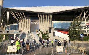 Le Parc OL, ici le 17 juillet à l'occasion du match de préparation des Lyonnais contre Wolfsburg.