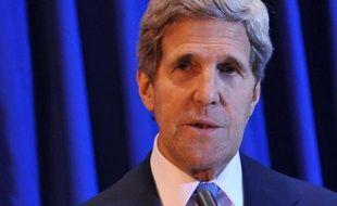 """La Maison Blanche a évoqué lundi une reprise des pourparlers de paix israélo-palestiniens """"dans les prochaines semaines"""" à Washington et exprimé son """"optimisme très prudent"""" sur les chances de succès de ce nouveau processus."""