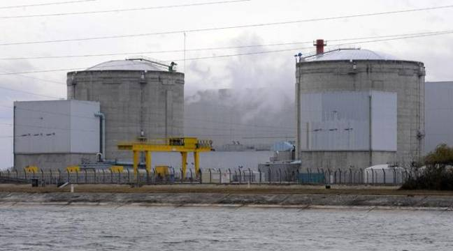 La centrale nucléaire de Fessenheim. – G. VARELA / 20 MINUTES