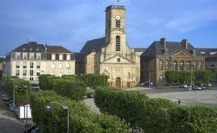 La ville de Longwy