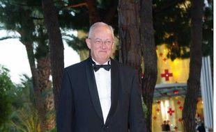 Michel Roger, le chef du gouvernement de Monaco à Monte-Carlo en août 2013.
