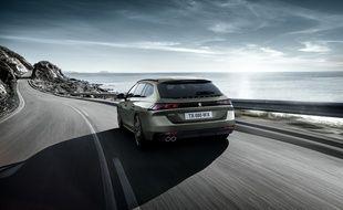 La 508 SW confirme que Peugeot n'a rien perdu de son savoir-faire en matière de breaks