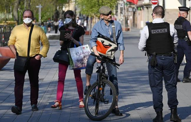 Déconfinement à Strasbourg : Le tribunal administratif suspend l'arrêté municipal qui rend obligatoire le port du masque