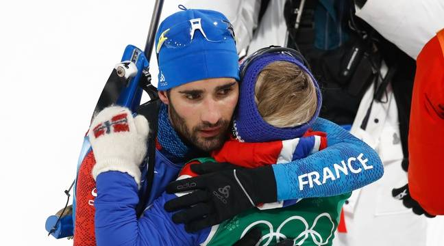 jo 2018 il y a l 39 or au bout mais c 39 est pas facile un relais avec martin fourcade n 39 est ce. Black Bedroom Furniture Sets. Home Design Ideas
