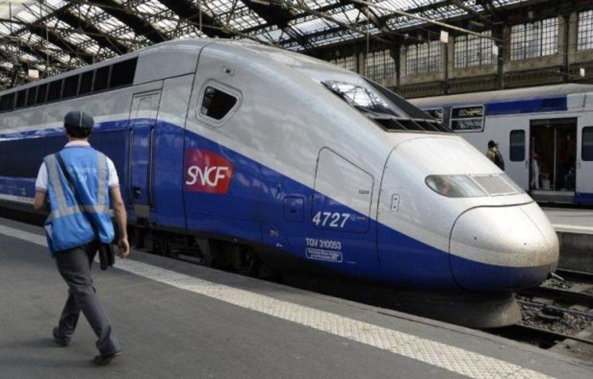 La SNCF envisagerait d'augmenter les tarifs et de durcir les conditions de remboursement des billets de TGV pour rétablir la rentabilité de ses lignes à grande vitesse – Bertrand Guay AFP