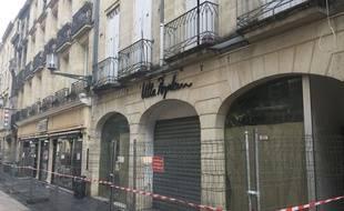 Bordeaux: Deux bâtiments évacués après un arrêté de péril ...