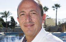 Le directeur général du parc marin d'Antibes, Pascal Picot