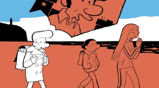 L'adolescence bretonne de Riad Sattouf