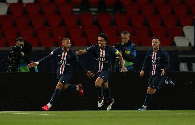 PSG - Atalanta Bergame EN DIRECT : Paris rêve d'une demie... Suivez le match avec nous en live
