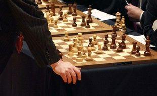 Des joueurs d'échecs.