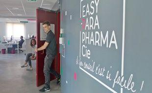 Easyparapharmacie a recruté quinze personnes en moins d'un an