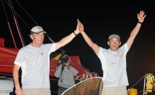 Le départ de la Transat (en double) Jacques Vabre vers Puerto Limon (Costa Rica), initialement prévu dimanche, a été reporté à mercredi au plus tôt en raison de mauvaises conditions météo sur l'Atlantique nord, a annoncé le directeur de course Jean Maurel.