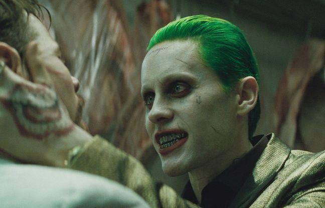 Jared Leto en Joker dans Suicide Squad de David Ayer