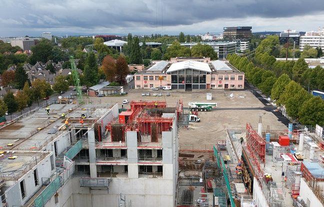 Strasbourg: Le groupe Marriott arrive dans le quartier d'affaires international Archipel-Wacken