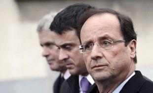 Il s'est lancé dans la course à la présidence raillé par tous: trop rond, trop apparatchik, trop provincial. Mais convaincu d'être en phase avec son temps, François Hollande a tracé lentement son sillon jusqu'à devenir le favori à la présidentielle contre Nicolas Sarkozy.